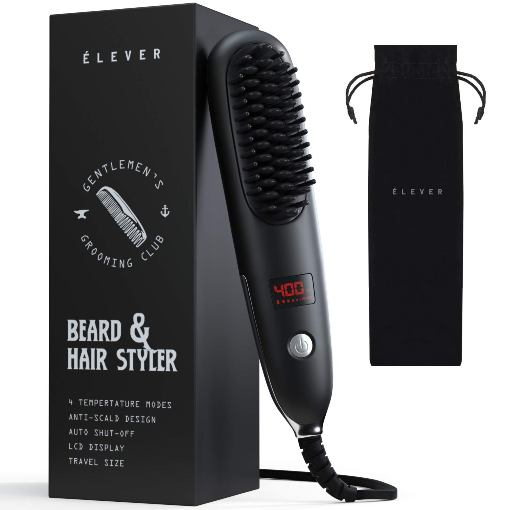 ÉLEVER Beard Straightener