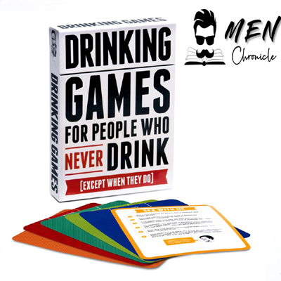 Enjoy A Section Of The Day With 6 Most Fun Drinking Games