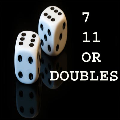 7, 11, Or Doubles Drinking Games For Small Groups