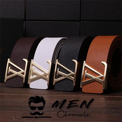 Belts Minimalist Man Wardrobe