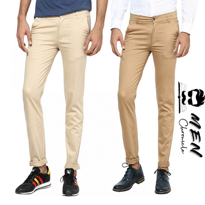 Chinos Go Perfect With Any Summer Informal Look