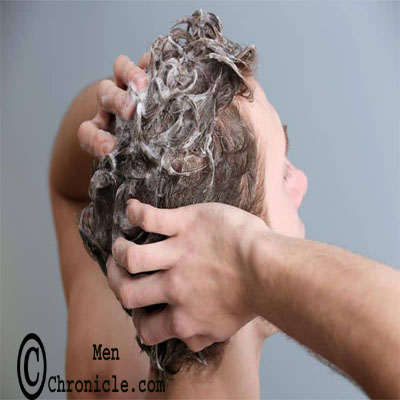 Cleansing Is Love To Get Rid Of Dandruff