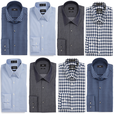 Dress Shirts To Wearing Suits Every Day