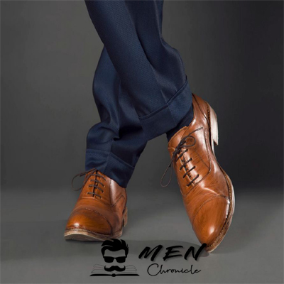 Dress Shoes Form Rich Look Formal Attire