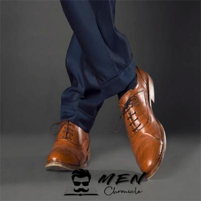 Dress Shoes Form Rich Look Formal Attire