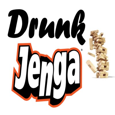 Drunk Jenga Drinking Games Only For 2 Person