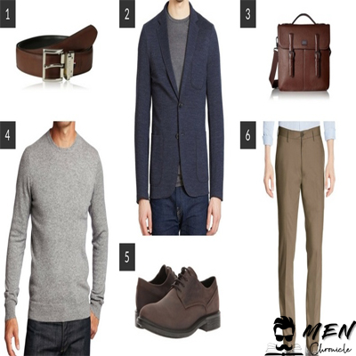 Essentials For Everyday Minimalist Men's Wardrobe
