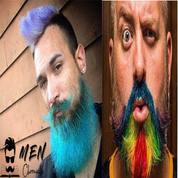 Exhibit The Best Beard Style To Dye Naturally At Home