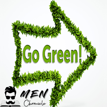 Go Green Go Beard Growth Tips