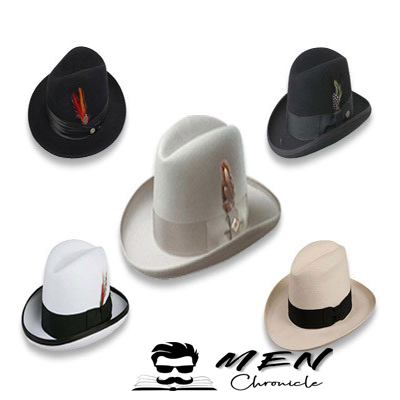 Hats With Different Variations
