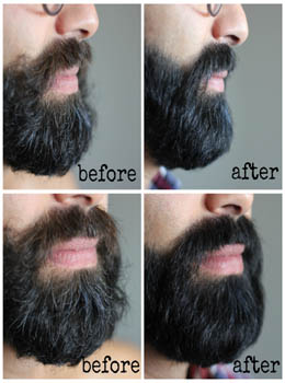 How To Dye Beard Naturally At Home Without Dying Skin