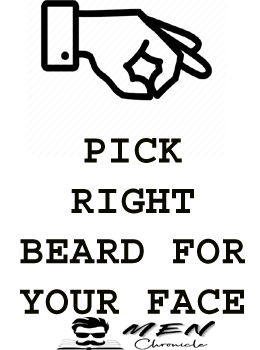 How To Pick Right Beard For Your Face
