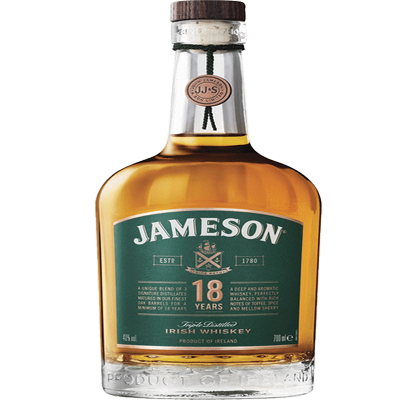 Jameson Irish Whiskey Is Good For Health
