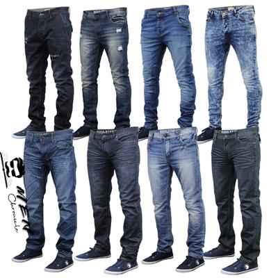 Jeans Are Compulsory In Any Man's Minimalist Wardrobe
