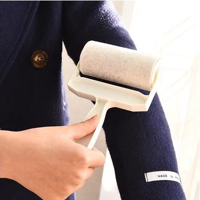 Lint Roller For Dandruff Remove Solution