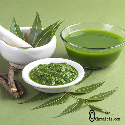 Neem Paste To Get Silky Hair For Guys Naturally remedies