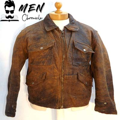Old Jacket Business Casual Attire For Men
