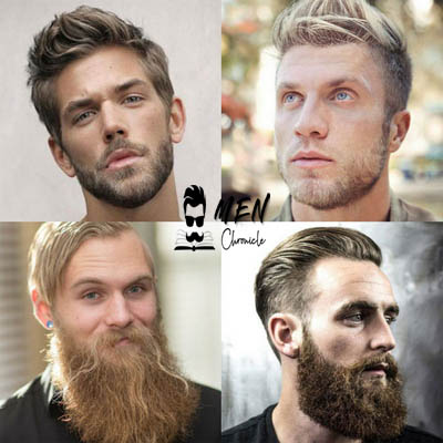 Picking Up Right Beard Style For Face Shape