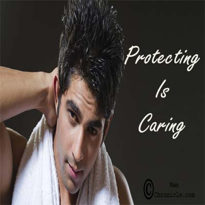 Even Men Skin Need Protection
