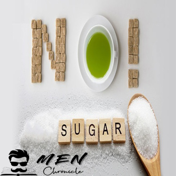 Say No to Sugar For Healthy Beard Growth