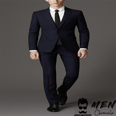 Properly Fitted Formal Attire Makes Gentleman