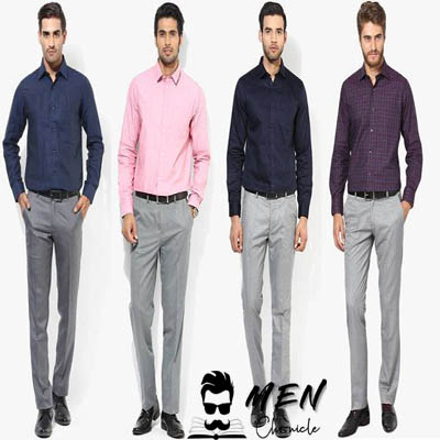 The Shirt And Pant Story For Guys