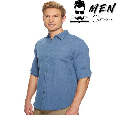 Shirt Poise Business Casual Dress Code For Men
