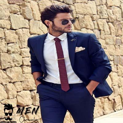 Suit And Tie Look Dress Code For Men