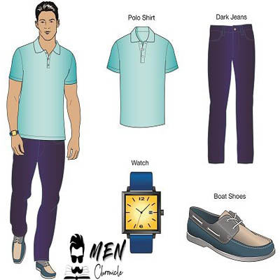 Casual Outfits Look Great With Bold Colors