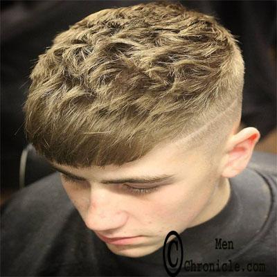 Textured Fringe Best Men's Haircuts 2019