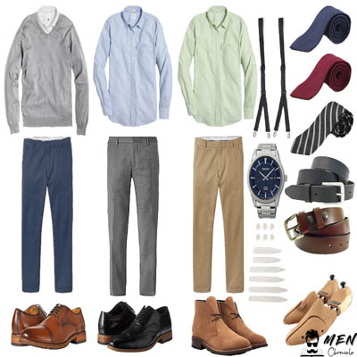 Use Proper Accessories Casual Dressing Ideas For Men
