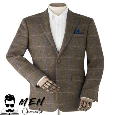 Wool Blazer With Shirt Dressing Ideas For Men