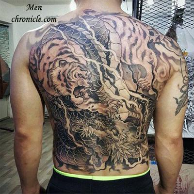 Animal Tribal Tattoo Designs