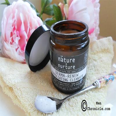Exfoliate Nurture To Clear Acne