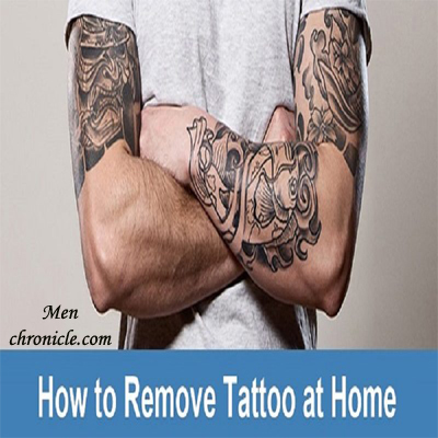 How To Permanent Tattoo Remove Naturally At Home
