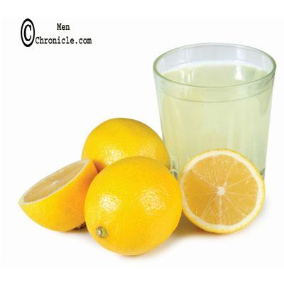 Lemon Juice To Remove Ink On Skin