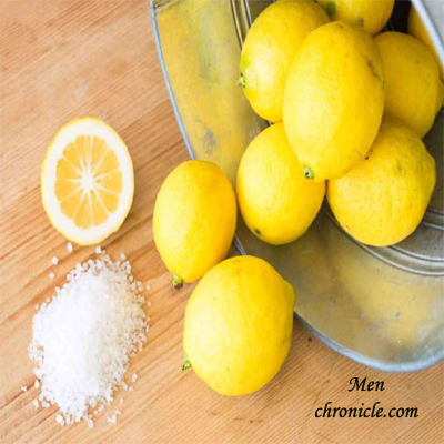 Remove Tattoo With Salt And Lemon Juice