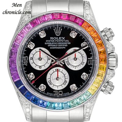Rolex Worlds Luxury Watch Brand For Men