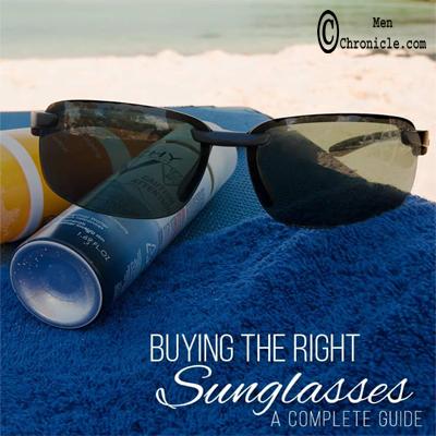 Sunglasses Buying Guide For Men