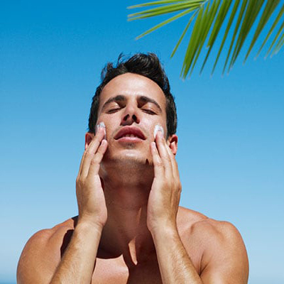 Sunscreen Safeguards Harmful Ultra Violet Radiations Of Sun
