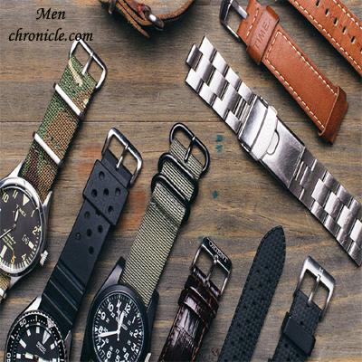 Watch Band Materials