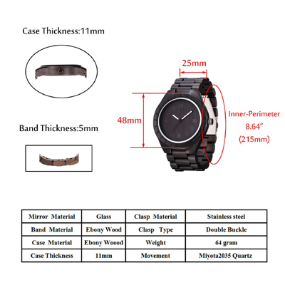 Watch Case Material