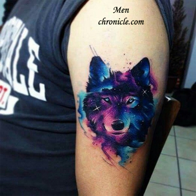 Watercolor Tattoo Ideas for Men