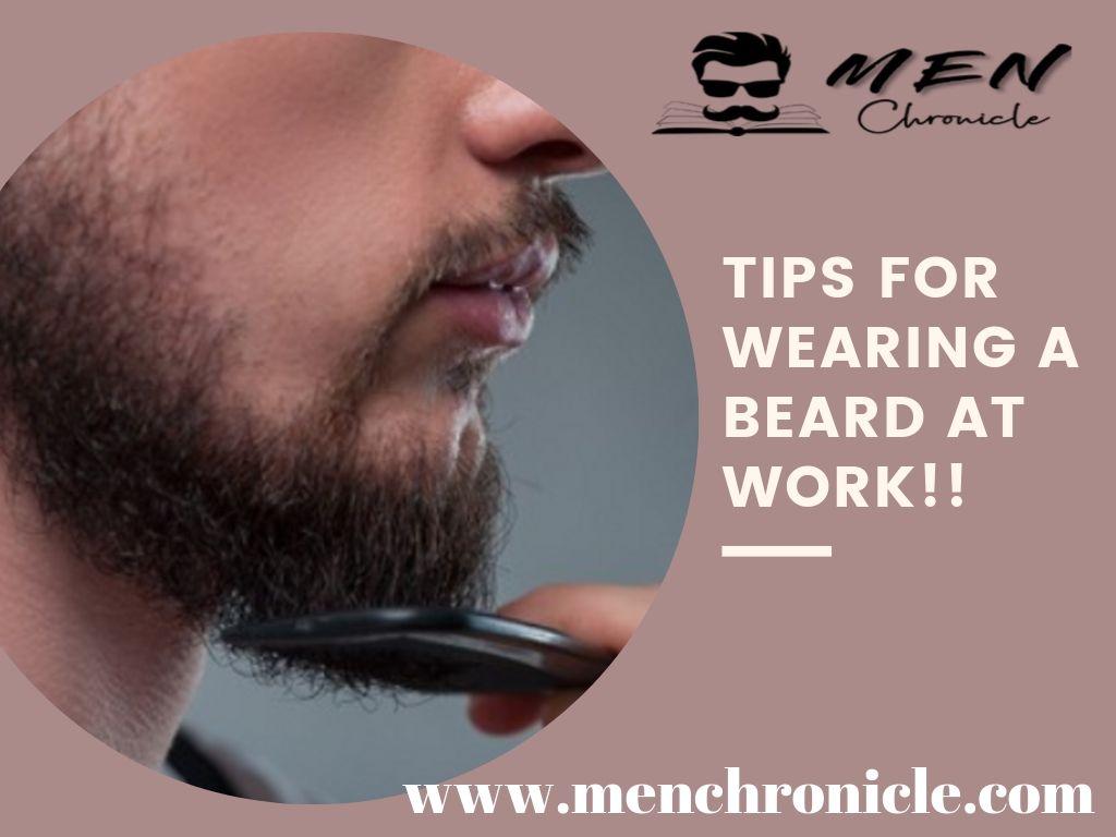 Tips for Beard