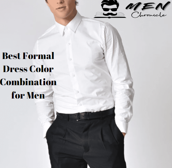 dress color combination for men