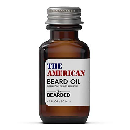 Best Authentic The American Beard Growth Oil