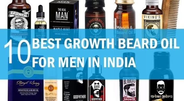 Best Beard Growth Oil For Men