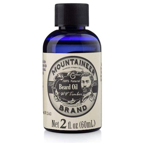 Best Scented - Mountaineer Beard Oil