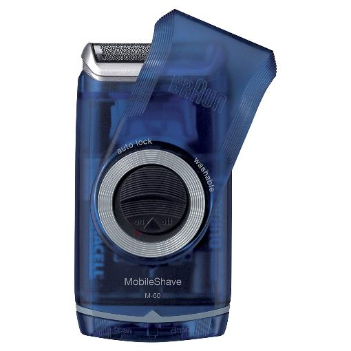 Braun Mobile Pocket Shaver M60