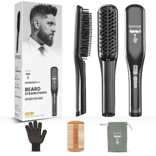 Dovich Beard Straightener